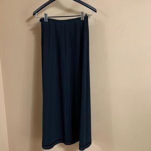 United Colors of Benetton black long skirt